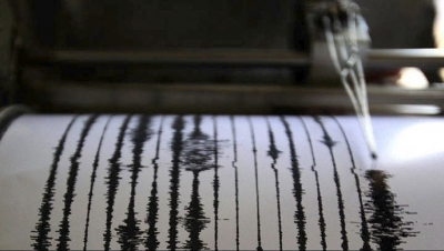 Σεισμός 4,1 Ρίχτερ στον θαλάσσιο χώρο νότια της Ιεράπετρας