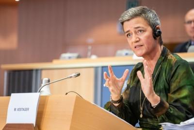 Vestager (ΕΕ): Στηρίζουμε έως και το 90% ακάλυπτων πάγιων δαπανών πολύ μικρών και μικρών εταιρειών