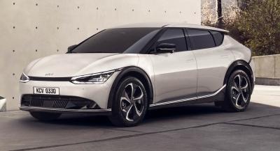 Το Kia EV6 είναι ένα νέας γενιάς ηλεκτρικό αυτοκίνητο