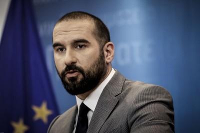 Ο Δημήτρης Τζανακόπουλος εξελέγη νέος γραμματέας του ΣΥΡΙΖΑ