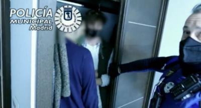 Κορωνοπάρτι στην Ισπανία: Κρύφτηκαν στη ντουλάπα για να αποφύγουν τη σύλληψη