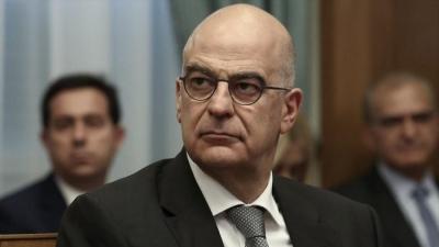 Στα Σκόπια στις 31 Αυγούστου ο υπουργός Εξωτερικών Νίκος Δένδιας