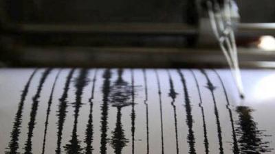 Ισχυρός σεισμός 4,1 Ρίχτερ ανοιχτά της Σάμου