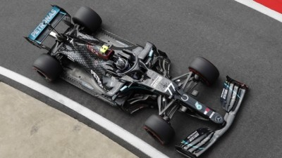 Ο Bottas πήρε την pole position  στην 70η επέτειο της F1
