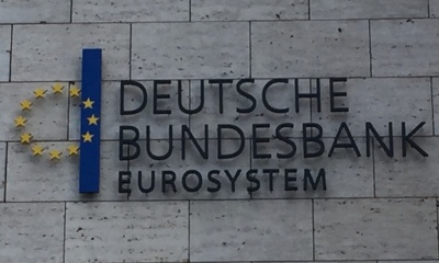 Bundesbank: Υποβάθμιση των προβλέψεων για τη ανάπτυξη της Γερμανίας - Στο 0,6% (1,2%) το 2020