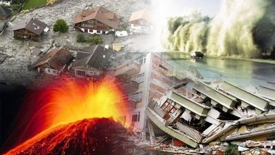 Στο έλεος του…. Θεού το 90% κατοικιών και επιχειρήσεων απέναντι στις φυσικές καταστροφές