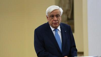 Παυλόπουλος: H Τουρκία προσβάλλει βάναυσα το διεθνές δίκαιο, την ιστορία και τον πολιτισμό