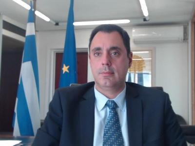 Σμυρλής για την Ημέρα του ΟΗΕ: Η Ελλάδα προωθεί την ειρηνική επίλυση των διαφορών με βάση το Διεθνές Δίκαιο