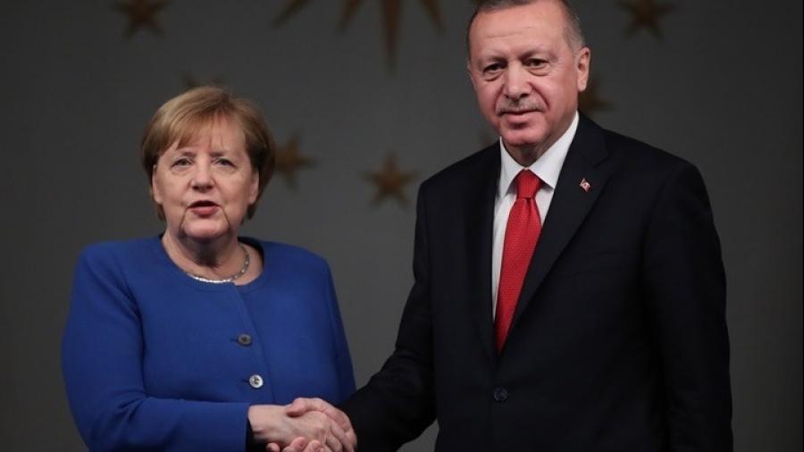 Ο Erdogan χτυπά την πόρτα της Merkel - Στο Βερολίνο ο Cavusoglu: Η Ελλάδα απέφυγε τις διαπραγματεύσεις