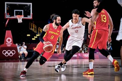 Μπάσκετ Ανδρών: Με οδηγό τον Rubio η Ισπανία κέρδισε την Ιαπωνία 88-77