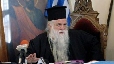 Αμβρόσιος για εκλογές: Δώστε τη χαριστική βολή σε Τσίπρα και ΣΥΡΙΖΑ