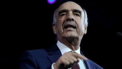 Μεϊμαράκης (ΝΔ): Η Τουρκία συνεχίζει να προκαλεί - Να παραμείνει υπό συνεχή εποπτεία