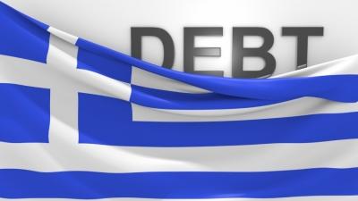 ΕΛΣΤΑΤ: Στο 205,6% του ΑΕΠ το δημόσιο χρέος το 2020 - Το έλλειμμα στα 16,1 δισ. ευρώ ή 9,7% του ΑΕΠ