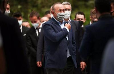Με θετική ατζέντα αλλά και συνεχείς αναφορές σε «τουρκική» μειονότητα η επίσκεψη Cavusoglu στην Ελλάδα
