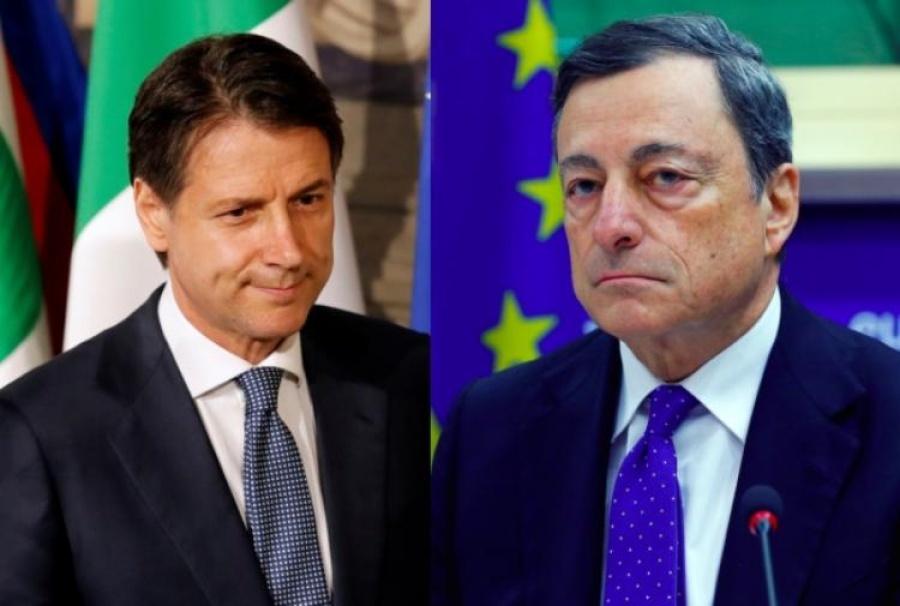 Στήριξη της ιταλικής οικονομίας με 4,7 δισ ευρώ - Ο Draghi νέος πρωθυπουργός;
