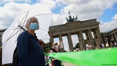 Γερμανία: Προς παράταση του lockdown ως τις 14/2 προσανατολίζεται η κυβέρνηση