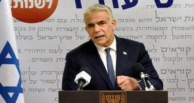 Ισραήλ: Ο Yair Lapid ενημέρωσε τον πρόεδρο ότι κατόρθωσε να σχηματίσει κυβέρνηση