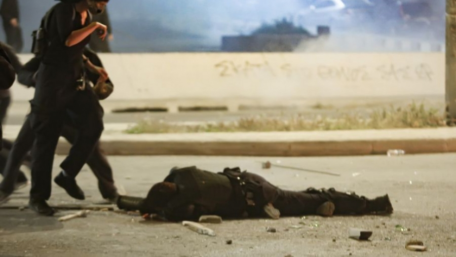Νέα Σμύρνη: Συνελήφθη ο άντρας που «γκρέμισε» τον αστυνομικό