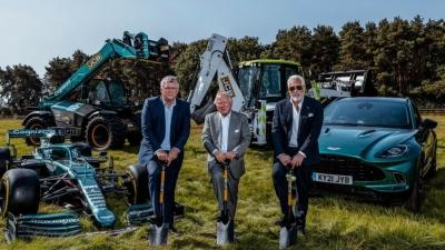 Aston Martin: Το νέο εργοστάσιο που θα κοστίσει πάνω από 130 εκατ. ευρώ!