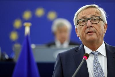 Juncker: Εξαιρετικά περίπλοκη κατάσταση εάν δεν εγκρίνει η Βουλή των Κοινοτήτων τη συμφωνία για το Brexit