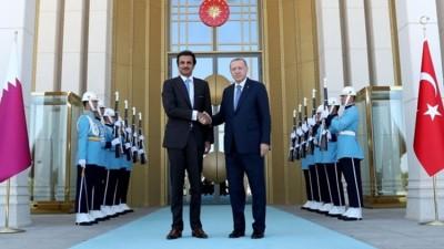 «Σανίδα» σωτηρίας για Erdogan το Κατάρ, αγοράζει το 10% του τουρκικού Χρηματιστηρίου