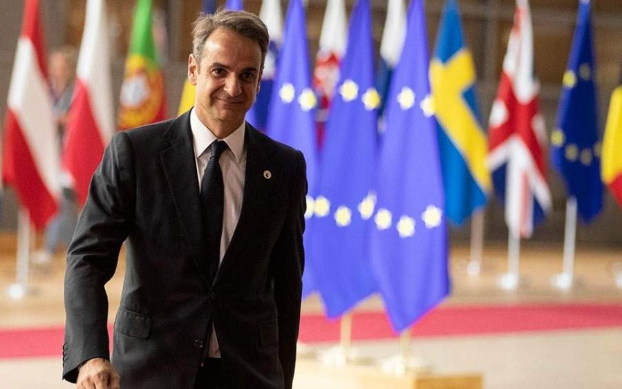 Κρίσιμη τηλεδιάσκεψη των ηγετών της ΕΕ για τον κορωνοϊό – Επιστολή Μητσοτάκη και 8 Ευρωπαίων για corona bond