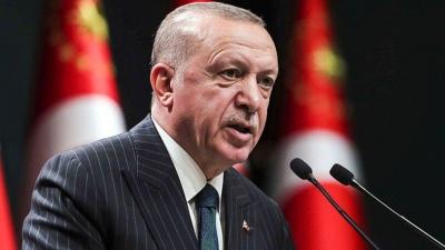 Μήνυμα Erdogan σε ΕΕ: Απολύτως νόμιμη η αποχώρηση της Τουρκίας από τη Σύμβαση της Κωνσταντινούπολης
