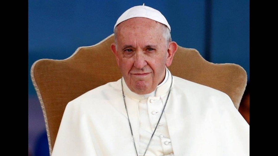 Στη Μυτιλήνη ο Πάπας Φραγκίσκος στα τέλη Νοεμβρίου με αρχές Δεκεμβρίου 2021