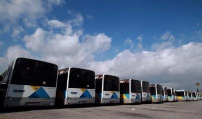 24ωρο φρένο σε λεωφορεία και τρόλεϊ – Από τις 09:00 έως τις 21:00 το μετρό