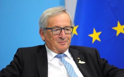Juncker: Τα corona bonds δεν είναι κατάλληλα για άμεση απάντηση στην κρίση του κορωνοϊού