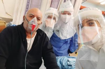 Sourasky Medical Center: Δοκιμάσαμε στην Ελλάδα το φάρμακο EXO-CD24 για τον Covid 19 και είχε 93% θετικά αποτελέσματα