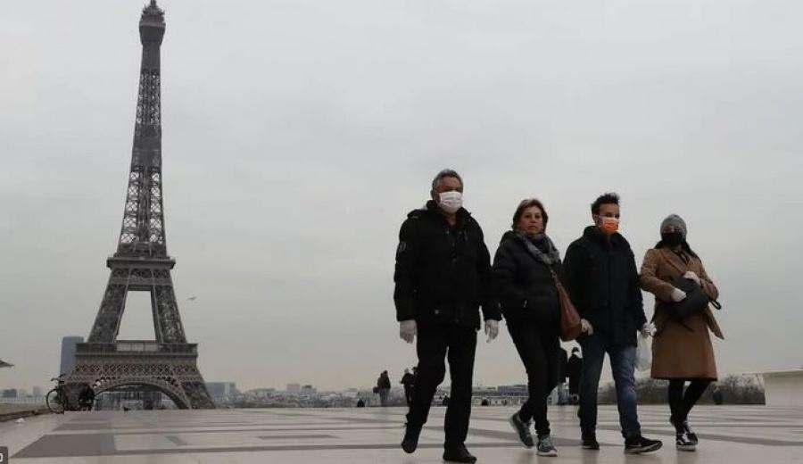 Γαλλία: Μόλις 80 οι θάνατοι ενώ ετοιμάζεται η σταδιακή άρση των μέτρων στις 11/5