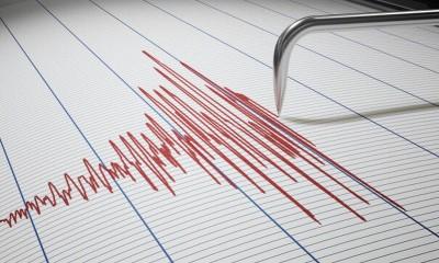 Ασθενής σεισμική δόνηση 3,4 Ρίχτερ στο θαλάσσιο χώρο της Σάμου