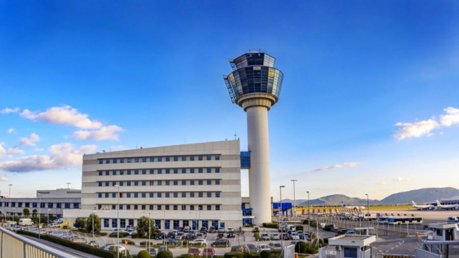 «Ελευθέριος Βενιζέλος»: Πάνω από 80% η μείωση στην αεροπορική κίνηση τον Νοέμβριο