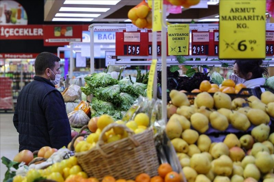 Τουρκία: Παρεμβάσεις σε πέντε αλυσίδες σούπερ μάρκετ για τις αυξήσεις στα τρόφιμα – Εκτός ελέγχου ο πληθωρισμός