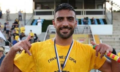 Ο Βαλάντης Καπαρτής στο BN Sports: «Αυτό μας είπε ο προπονητής πριν τη μεγάλη ανατροπή, υπερήφανος που είμαι μέλος της ΠΑΕΕΚ»