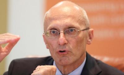 Μήνυμα Enria με πολλούς αποδέκτες - O SSM θα βάλει φρένο στις τράπεζες που αναλαμβάνουν υψηλό ρίσκο