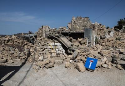 Ξεπέρασαν τους 3.000 οι έλεγχοι σε οικίες και κτίρια που υπέστησαν ζημιές από το σεισμό