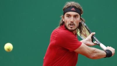 Τένις: Θριαμβευτής στο Μόντε Κάρλο ο Στέφανος Τσιτσιπάς