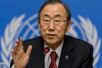 Ban Ki-Moon: Η αποχώρηση των ΗΠΑ από την πυρηνική συμφωνία του Ιράν στέλνει λάθος μήνυμα στη Β. Κορέα