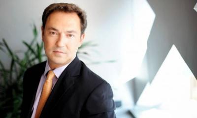 ΕΕΔΕ: Ο Οδυσσέας Αθανασίου, CEO της Lamda Development ανακηρύχθηκε Manager of the Year 2017