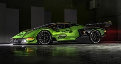 Η Lamborghini Essenza SCV12 είναι ένα θηρίο στο κλουβί του [vid]