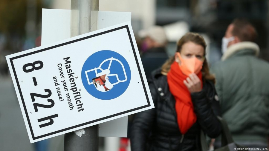Η Γερμανία κλείνει τα σύνορα με χώρες που έχουν νέα στελέχη κορωνοϊού