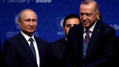 Γερμανικός Τύπος για TurkStream: Ενεργειακός άξονας Μόσχας – Άγκυρας, κίνδυνοι για την Ευρώπη