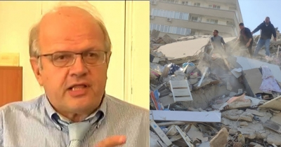 Τσελέντης: «Σε περίπτωση κάποιου μεγάλου σεισμού, άλλοι θα τρέχουν όχι εγώ»