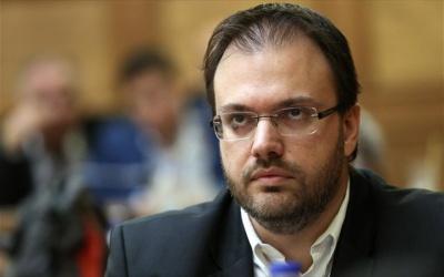 Θεοχαρόπουλος: Είναι σαφές ότι είμαστε υπέρ της Συμφωνίας - Έξω από μικροπολιτικές τα μεγάλα εθνικά ζητήματα