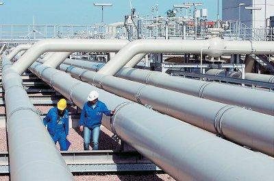 Το Ιράκ κατασκευάζει αγωγό φυσικού αερίου με το Κουβέιτ για να του αποπληρώσει αποζημιώσεις