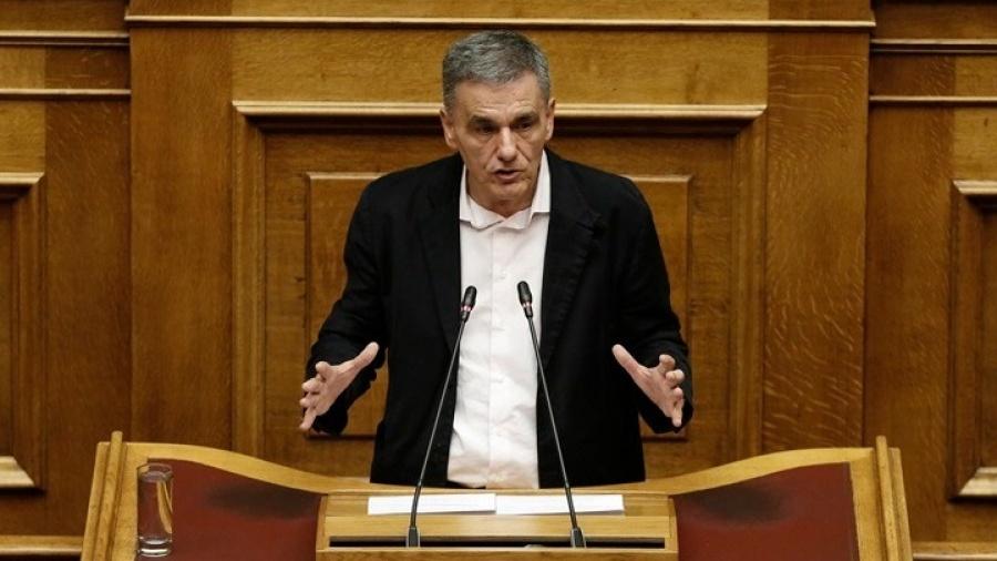 Θεοδωράκης: Να τελειώνουν τα καραγκιοζιλίκια με τις επενδύσεις - Επικίνδυνοι οι ΣΥΡΙΖΑ - ΑΝΕΛ