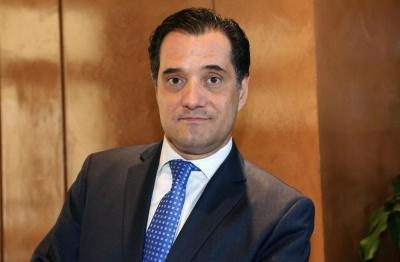 Ένας υπουργός που καταλαβαίνει και λέει την αλήθεια - Άδωνις Γεωργιάδης: Στρεβλή η ελληνική αγορά ομολόγων