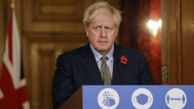 Johnson: Άσκοπη η συζήτηση για νέο δημοψήφισμα ανεξαρτησίας στη Σκωτία